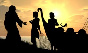 Isus poziva ucenike