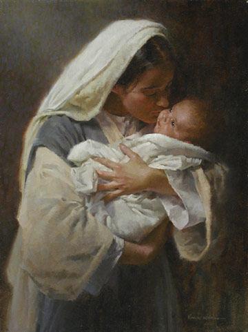 Marija ljubi Isusa
