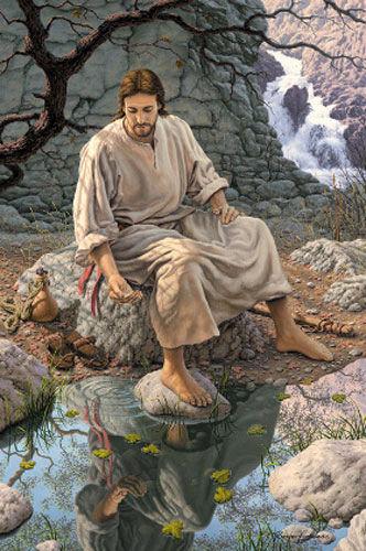Krist ziva_voda