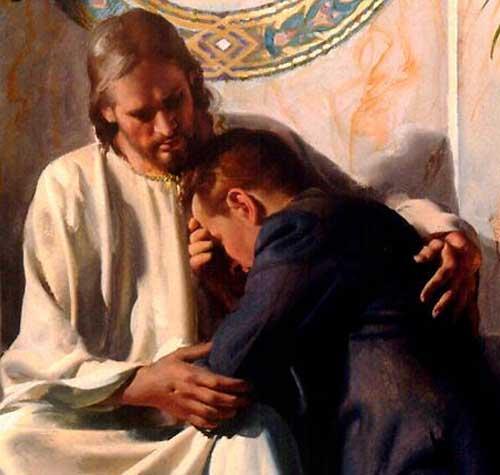 Isus milosrdni