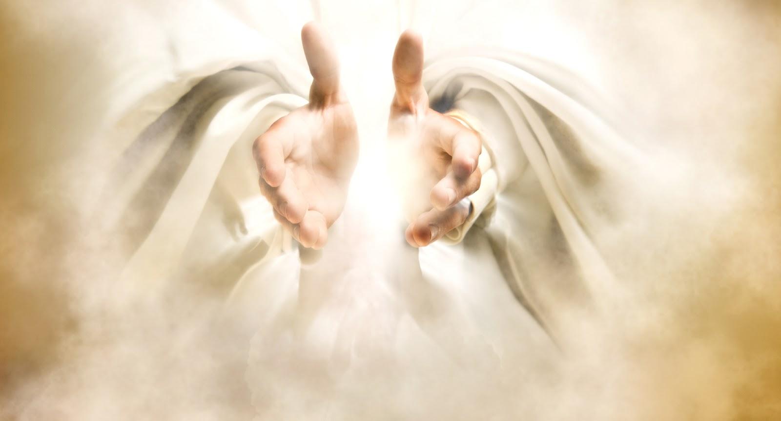 Kristove ruke
