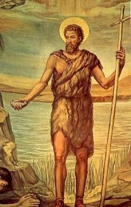 Ivan Krstitelj poziva na obracenje