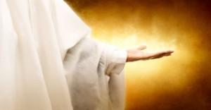 Isusova ruka