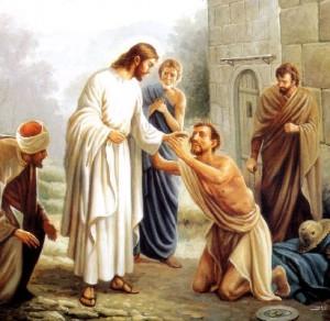 Isus ozdravlja slijepca
