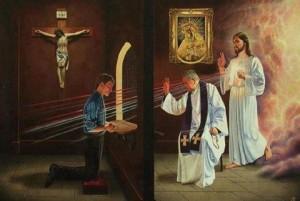 ispovijed-Isus i svecenik