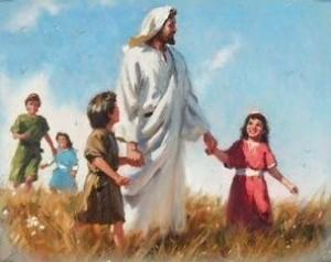 Isus-djeca