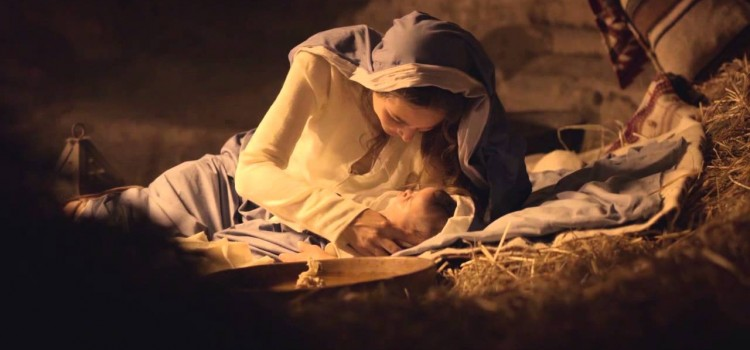 Isus na slami