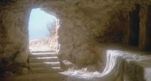 prazan Isusov grob