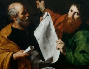 Jusepe-De-Ribera-Sveti-Petar-i-Pavao