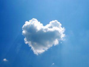 oblak-srce